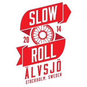 Slow-roll_Älvsjö_logga